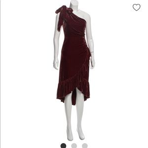 Ulla Johnson Dresses - Ulla Johnson Velvet Midi Dress